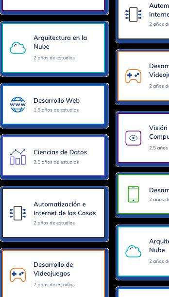 Carreras Online